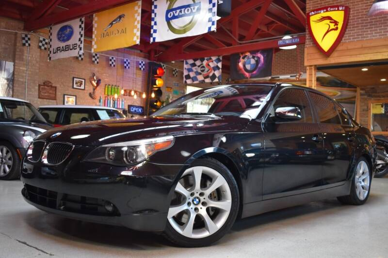 2007 BMW 5 Series for sale at Chicago Cars US in Summit IL