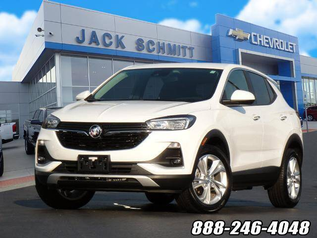 2020 Buick Encore GX for sale at Jack Schmitt Chevrolet Wood River in Wood River IL
