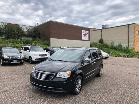2013 Chrysler Town and Country for sale at Family Auto Sales in Maplewood MN