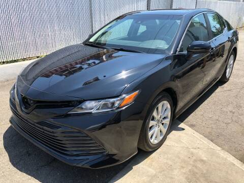 2018 Toyota Camry for sale at Pinnacle Automotive Group in Roselle NJ