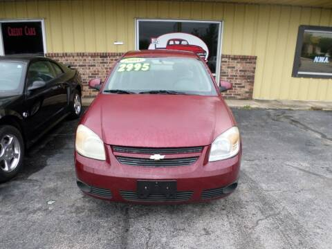2008 Chevrolet Cobalt for sale at Credit Cars of NWA in Bentonville AR