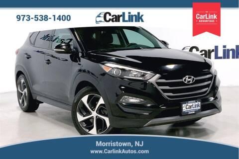 2016 Hyundai Tucson for sale at CarLink in Morristown NJ