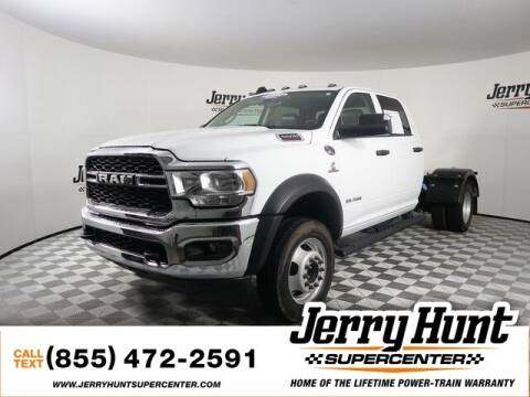 2019 RAM Ram Chassis 5500 for sale at Jerry Hunt Supercenter in Lexington NC