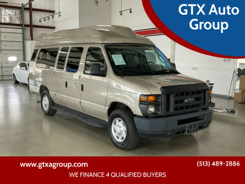 2013 Ford E-Series Wagon for sale at GTX Auto Group in West Chester OH