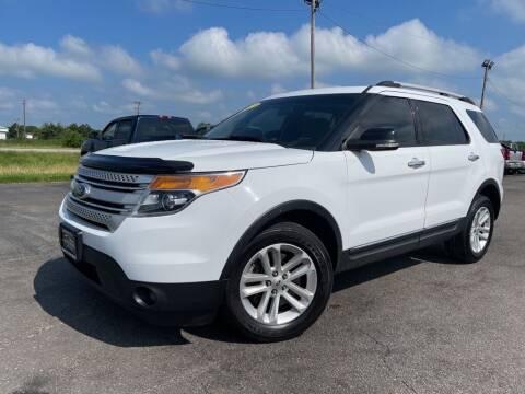 2013 Ford Explorer for sale at Superior Auto Mall of Chenoa in Chenoa IL