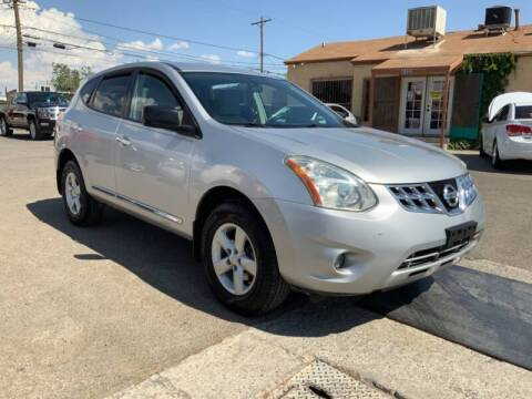 2012 Nissan Rogue for sale at BARRIO MOTORS in El Paso TX