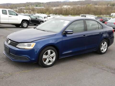 2011 Volkswagen Jetta for sale at Cj king of car loans/JJ's Best Auto Sales in Troy MI