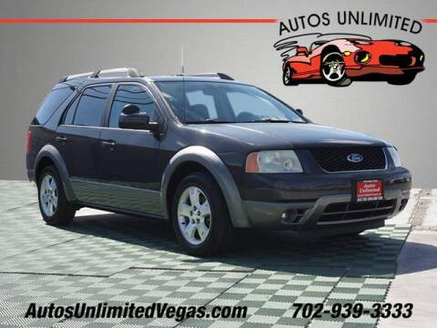 2007 Ford Freestyle for sale at Autos Unlimited in Las Vegas NV