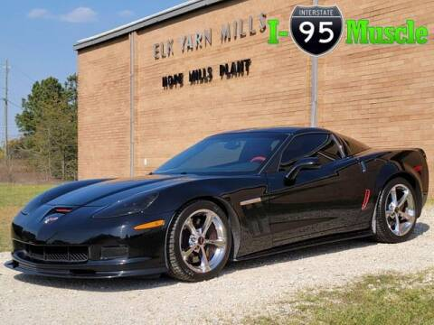 2011 Chevrolet Corvette for sale at I-95 Muscle in Hope Mills NC