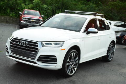 2018 Audi SQ5 for sale at Automall Collection in Peabody MA
