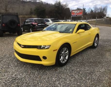 2014 Chevrolet Camaro for sale at Arden Auto Outlet in Arden NC