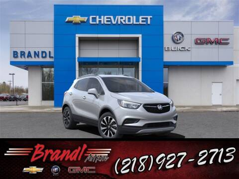 2021 Buick Encore for sale at Brandl GM in Aitkin MN