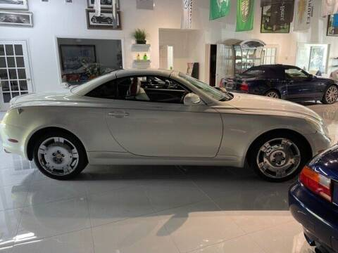 2002 Lexus SC 430 for sale at Auto Sport Group in Delray Beach FL