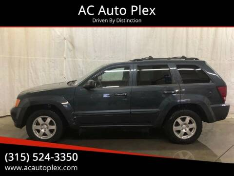 2008 Jeep Grand Cherokee for sale at AC Auto Plex in Ontario NY