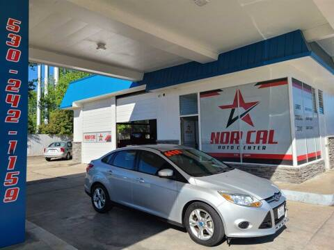 2013 Ford Focus for sale at Nor Cal Auto Center in Anderson CA