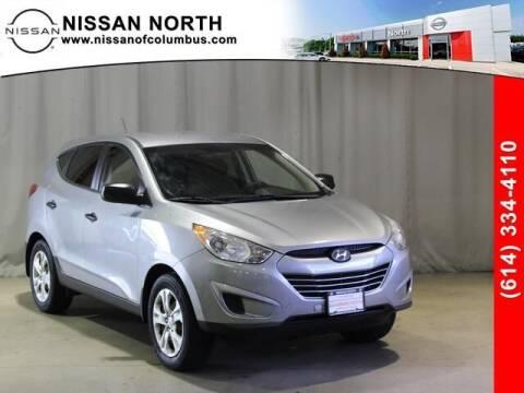 2013 Hyundai Tucson for sale at Auto Center of Columbus in Columbus OH