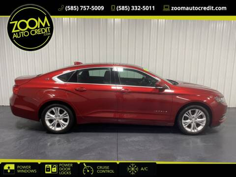 2015 Chevrolet Impala for sale at ZoomAutoCredit.com in Elba NY