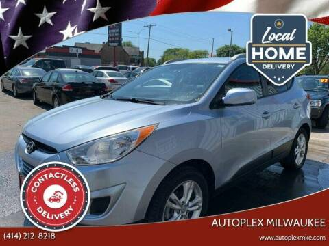2010 Hyundai Tucson for sale at Autoplex 2 in Milwaukee WI