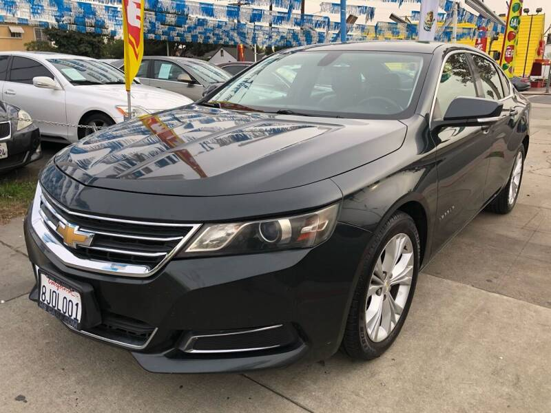 2015 Chevrolet Impala for sale at Plaza Auto Sales in Los Angeles CA