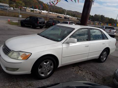 2003 Toyota Avalon for sale at BBC Motors INC in Fenton MO