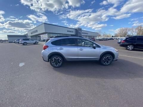 2015 Subaru XV Crosstrek for sale at Schulte Subaru in Sioux Falls SD