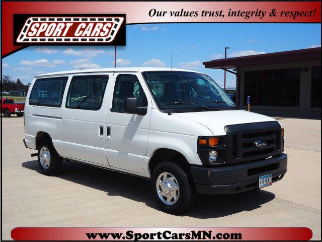 2010 Ford E-Series Cargo for sale at SPORT CARS in Norwood MN
