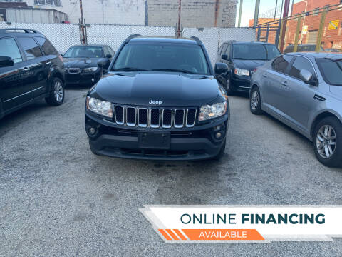 2012 Jeep Compass for sale at Raceway Motors Inc in Brooklyn NY