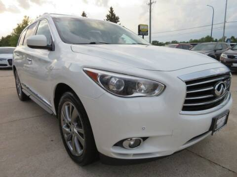 2014 Infiniti QX60 for sale at Import Exchange in Mokena IL