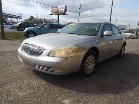 2007 Buick Lucerne for sale at Best Buy Auto in Mobile AL