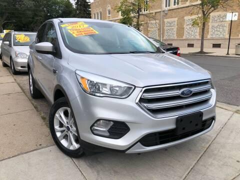 2017 Ford Escape for sale at Jeff Auto Sales INC in Chicago IL