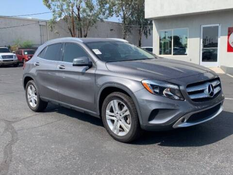 2015 Mercedes-Benz GLA for sale at Brown & Brown Wholesale in Mesa AZ