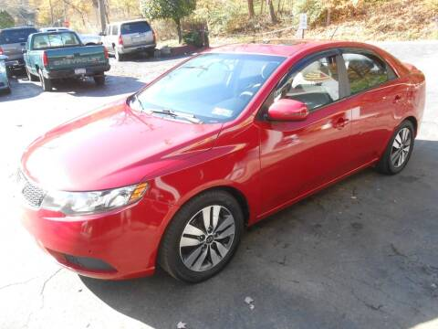 2013 Kia Forte for sale at AUTOS-R-US in Penn Hills PA