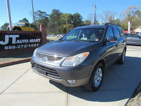 2011 Hyundai Veracruz for sale at J T Auto Group in Sanford NC