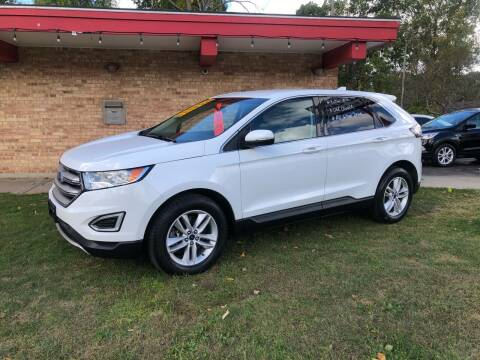2015 Ford Edge for sale at Murdock Used Cars in Niles MI