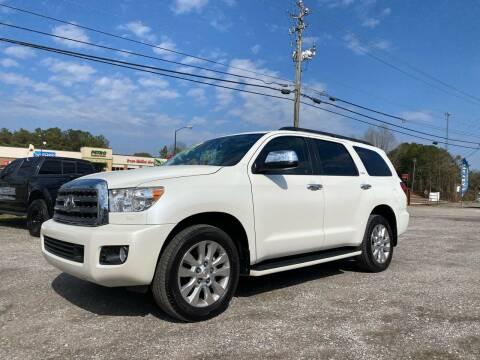 2015 Toyota Sequoia for sale at 216 Auto Sales in Mc Calla AL