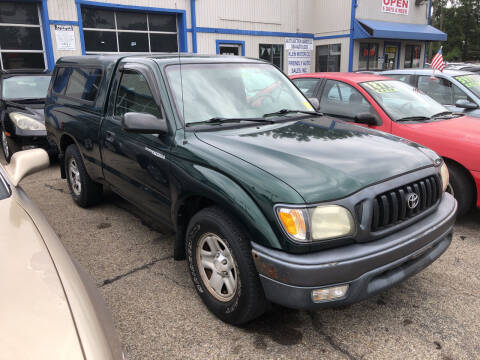 2004 Toyota Tacoma for sale at Klein on Vine in Cincinnati OH