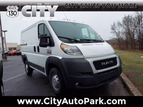 2021 RAM ProMaster Cargo for sale at City Auto Park in Burlington NJ