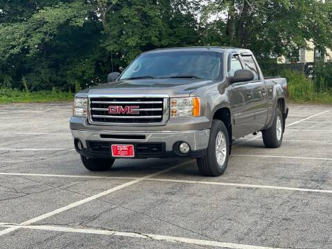 2012 GMC Sierra 1500 for sale at Hillcrest Motors in Derry NH