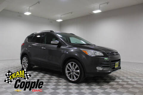 2015 Ford Escape for sale at Copple Chevrolet GMC Inc in Louisville NE