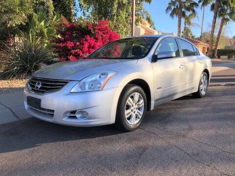 2010 Nissan Altima Hybrid for sale at Arizona Hybrid Cars in Scottsdale AZ
