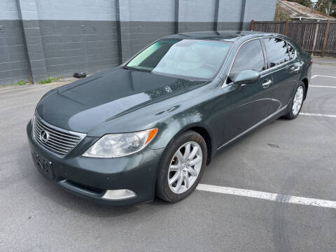 2007 Lexus LS 460 for sale at APX Auto Brokers in Lynnwood WA