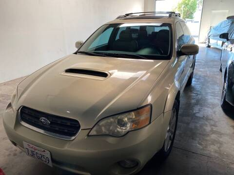 2007 Subaru Outback for sale at Cars4U in Escondido CA