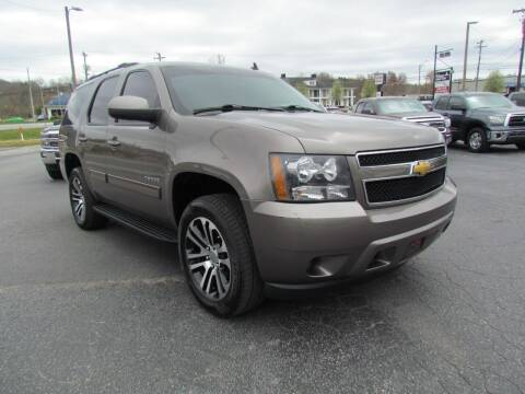 2012 Chevrolet Tahoe for sale at Hibriten Auto Mart in Lenoir NC