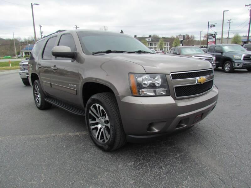 2012 Chevrolet Tahoe for sale at Hibriten Auto Mart in Lenoir NC