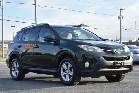 2013 Toyota RAV4 for sale at Broadway Garage of Columbia County Inc. in Hudson NY