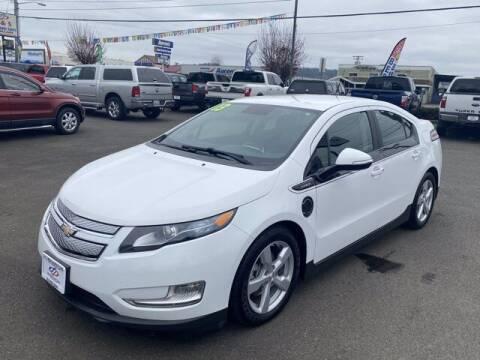 2013 Chevrolet Volt for sale at S&S Best Auto Sales LLC in Auburn WA