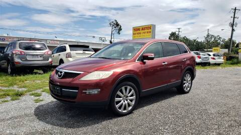 2009 Mazda CX-9 for sale at TOMI AUTOS, LLC in Panama City FL