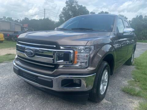 2018 Ford F-150 for sale at Gator Truck Center of Ocala in Ocala FL