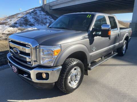 2011 Ford F-250 Super Duty for sale at Apple Auto in La Crescent MN