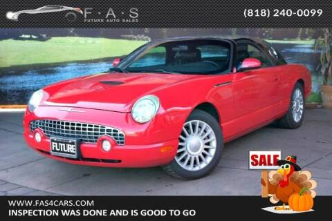 2005 Ford Thunderbird for sale at Best Car Buy in Glendale CA